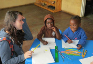 Volunteering Across The World