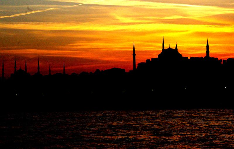Istanbul,. Turkey