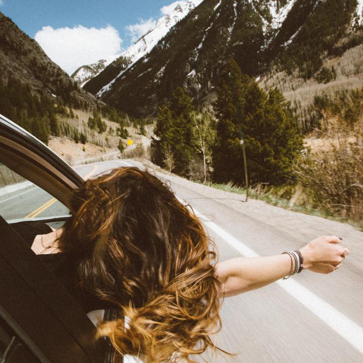 female traveller tips