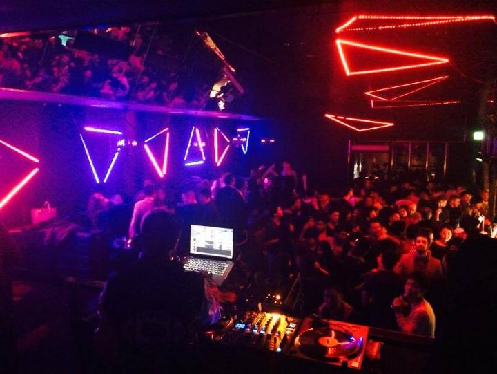 feria nightclub tokyo