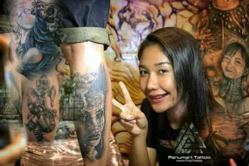 5 tips when getting a tattoo in Thailand