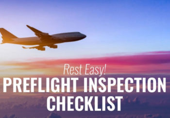 Preflight Inspection Checklist