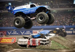 Monster Trucks and Mayhem in Miami!